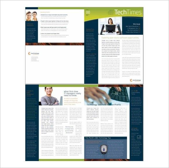 Microsoft Newsletter Templates | Best Business Template