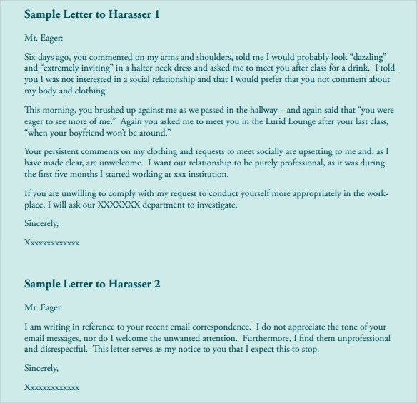 Complaint Letter – 10+ Free Word, PDF Format Download! | Free ...