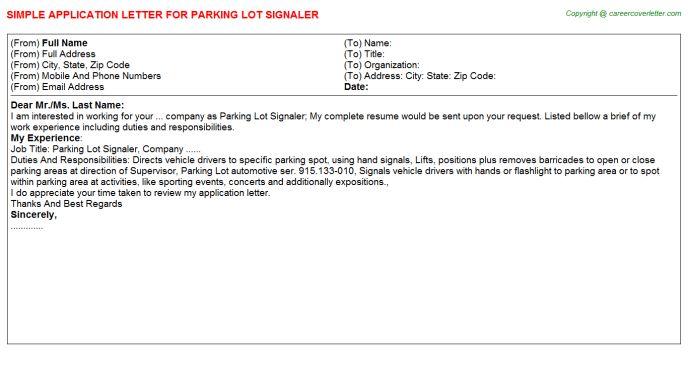 valet parking resume sample professional valet driver templates