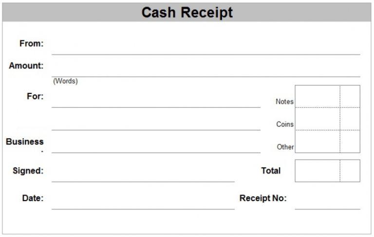Download Cash Invoice Template Uk | rabitah.net