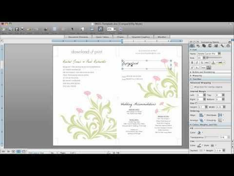 DIY Wedding Invitations, Simple Wedding Invitations Using ...