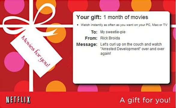 Netflix Gift Certificate Template – 5+ Free JPEG Documents ...