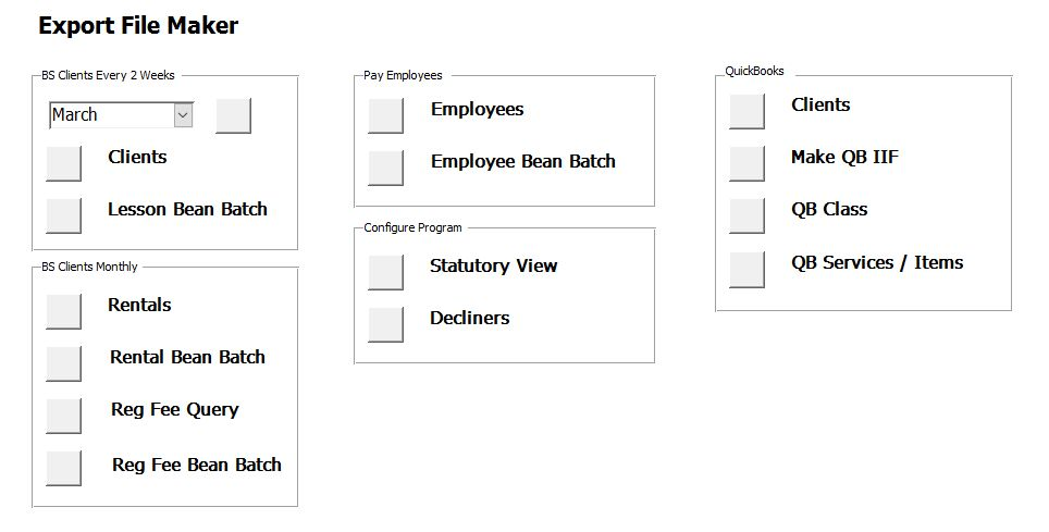 Microsoft Access Developer
