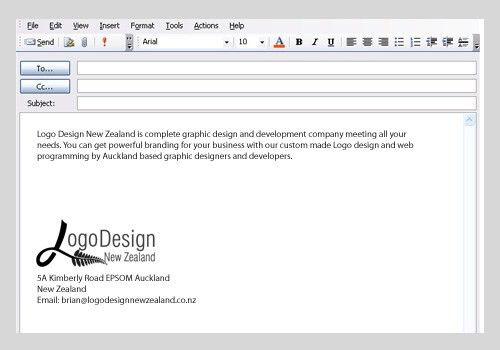 Best Email Signatures - Slim Image