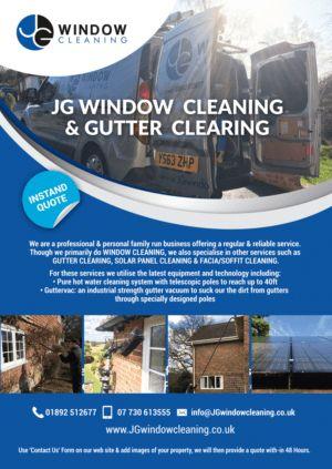 27 Modern Elegant Window Cleaning Flyer Designs for a Window ...