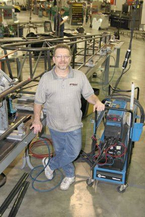 Chassis Fabricator Chooses Dynasty® TIG Inverters as Part of Best ...