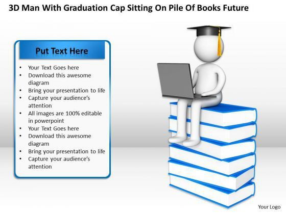 Business Use Case Diagram Example Of Books Future PowerPoint ...