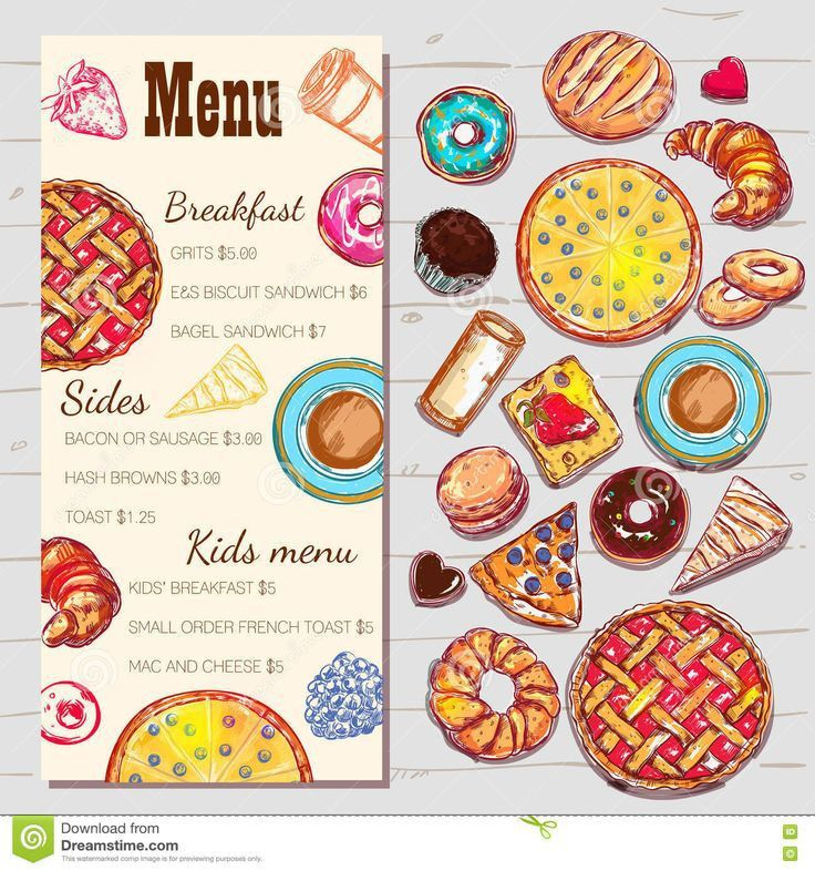 39 best Kids Menu images on Pinterest | Kids menu, Valley dairy ...