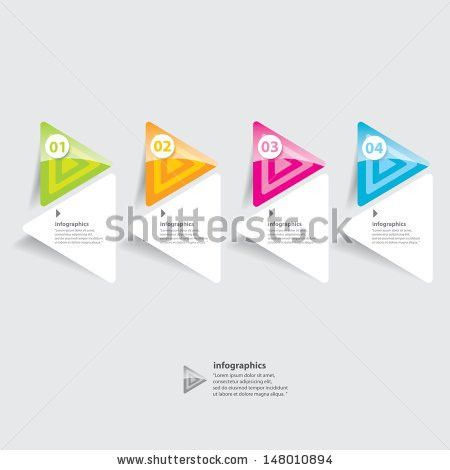Glossy Modern Color Design Template Can Stock Vector 152216357 ...