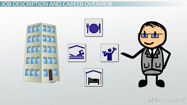 Hotel Sales Manager: Job Description, Requirements and Career Overview