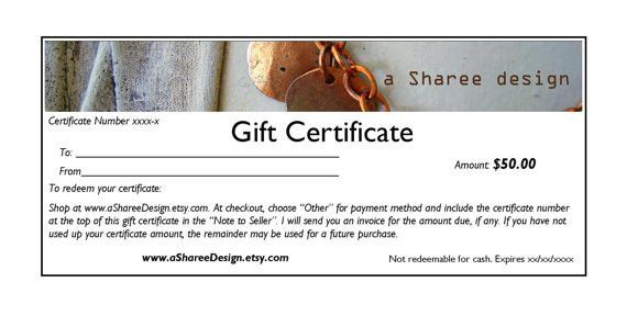 how to make a gift certificate - thebridgesummit.co