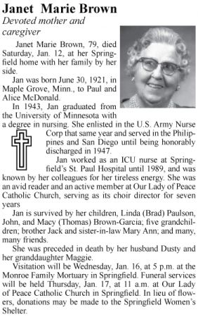 Best Photos of Sample Obituary Newspaper Template - Obituaries ...