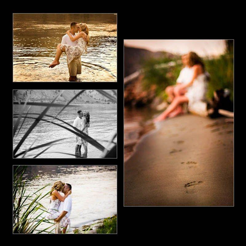 Lightroom Album Layout Presets. Free multi image print templates.