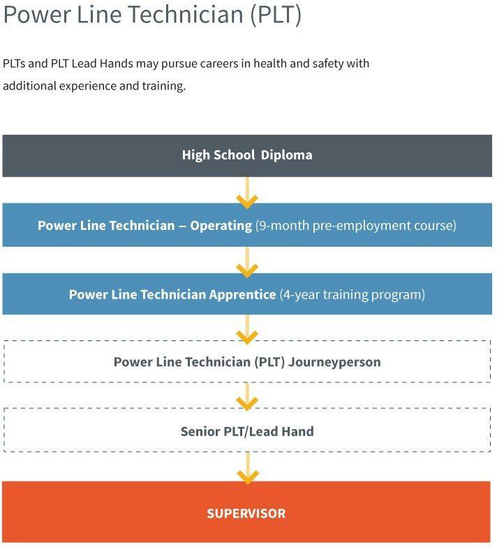 Power Line Technician | ElectricityIndustryNL