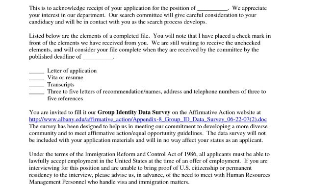 Letter Of Recommendation For Immigration Purposes Samples For in ...
