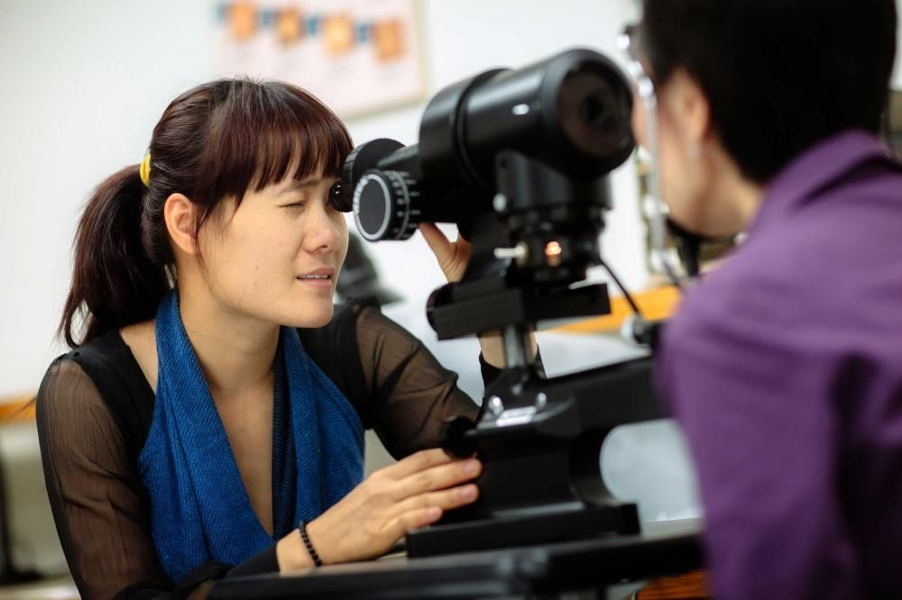 Ophthalmic Assistant | Renton Technical College