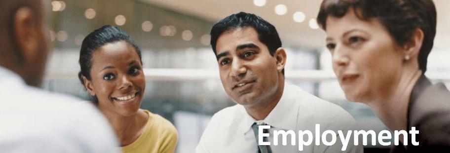 General vacancies | Employment