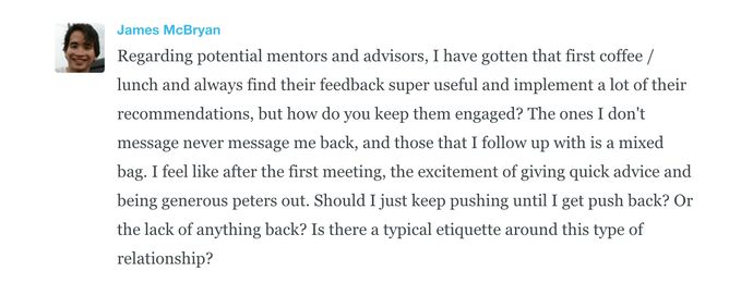 How do you keep mentors engaged after a first meeting? – Micromentor