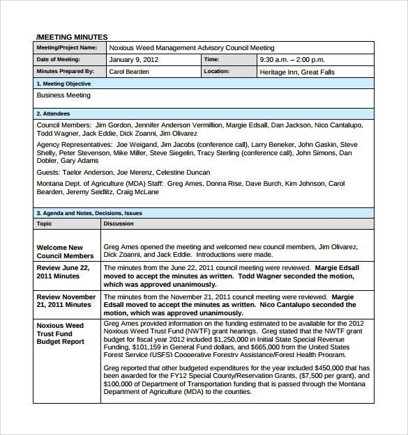 Meeting Notes Template. Note-Taking-Template Note Taking Template ...