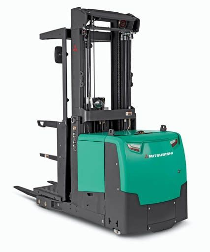 2,200-3,000 High-Level Order Pickers Mitsubishi Forklifts in ...