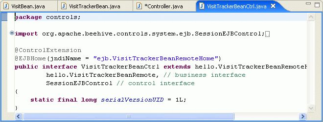 EJB Tutorial: Step 5: Write Test Source Code and Test the EJBs