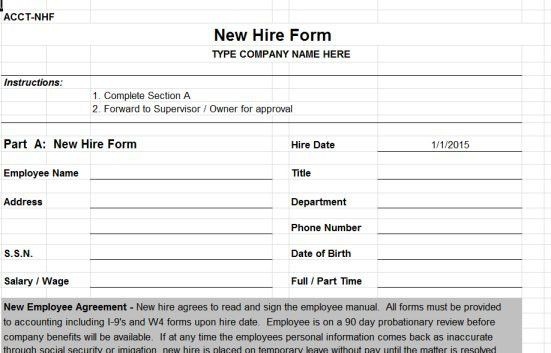 PAYROLL & HUMAN RESOURCE CONTROL FORMS - What are internal ...
