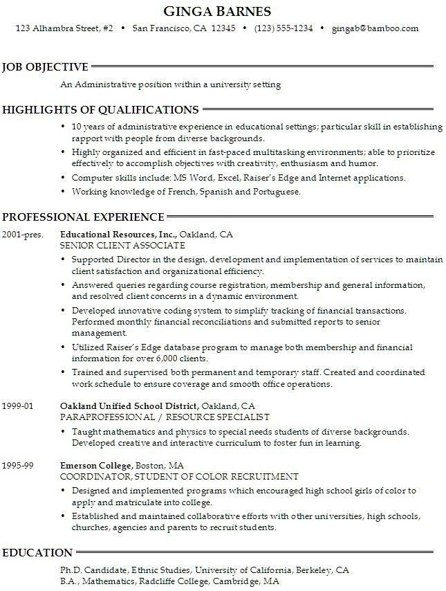 100+ Recruiter Resume Example - 6 Recruiter Resume Appeal Leter
