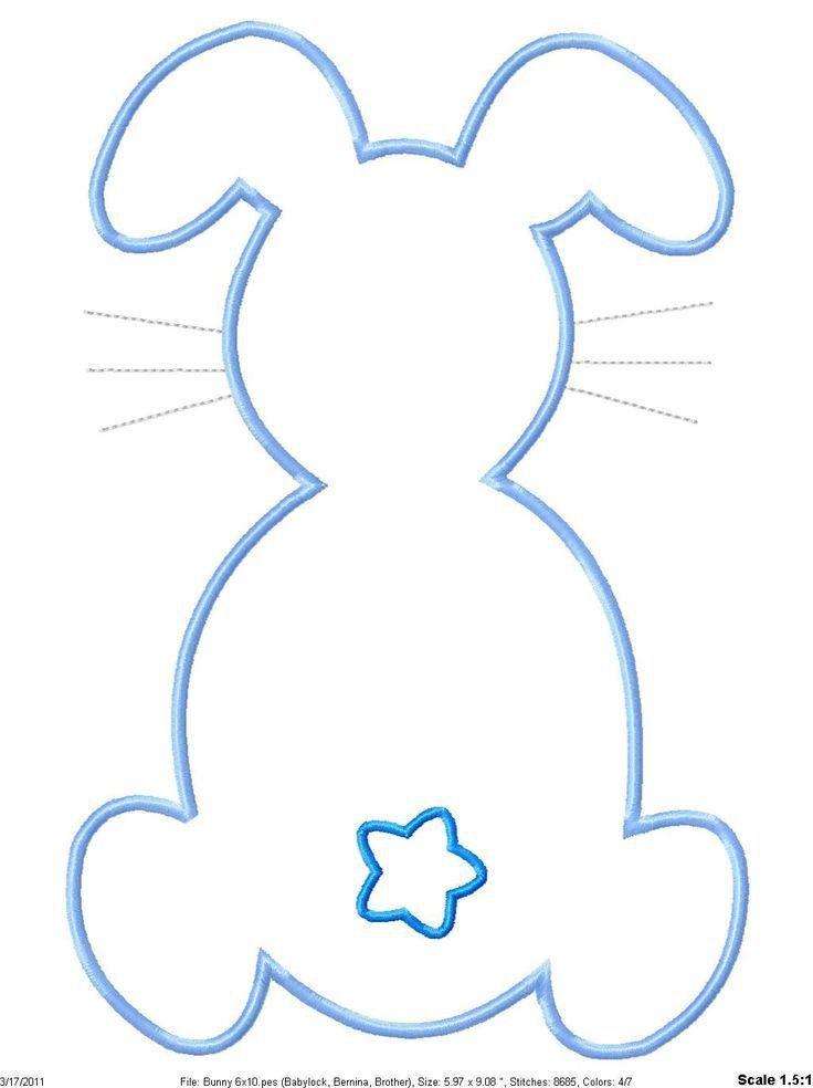 Afbeeldingsresultaat voor bunny face template printable ...