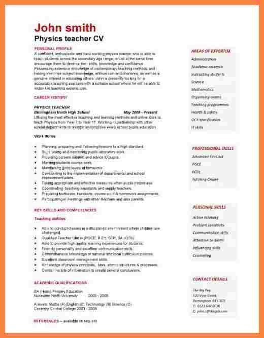 5+ how to write a curriculum vitae for job application | Bussines ...