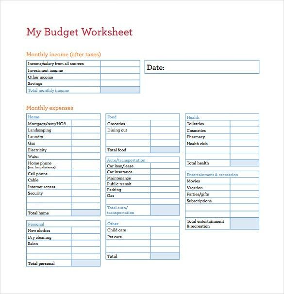 18+ Free Spreadsheet Templates – Free Sample, Example, Format ...