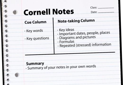 Is The Cornell Note Taking Template Really The Best? | Learn U