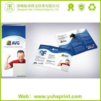 Wholesale Company Free Disign Flyer Printing Brochures Advertising ...