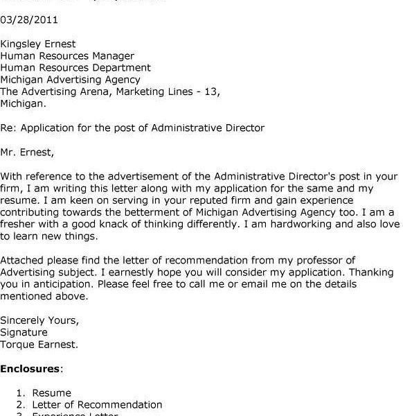 Well-Suited Purpose Of A Cover Letter 13 Enclosure - CV Resume Ideas
