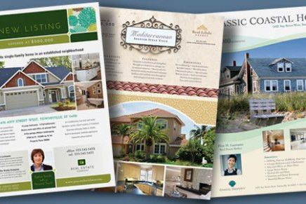 Real Estate | Graphic Design Ideas & Inspiration By StockLayouts