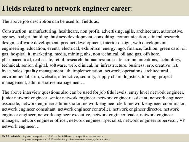 jr network engineer jobs 9 best best network engineer resume