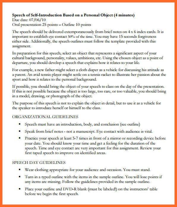 Presentation Outline Templates. Basic Presentation Outline ...