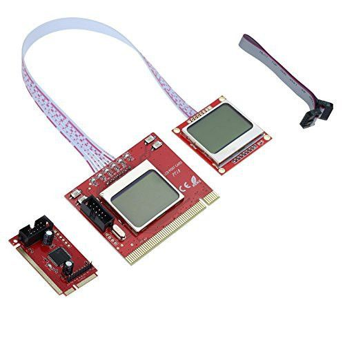 LEAGY PTI8 Laptop PC & Computer PCI Motherboard Diagnostic Tester ...