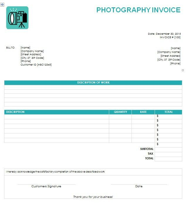 Cash Invoice Template | invoice sample template
