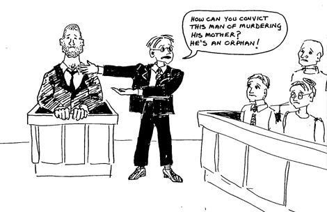 Argumentum ad misericordiam (argument from pity or misery) http ...