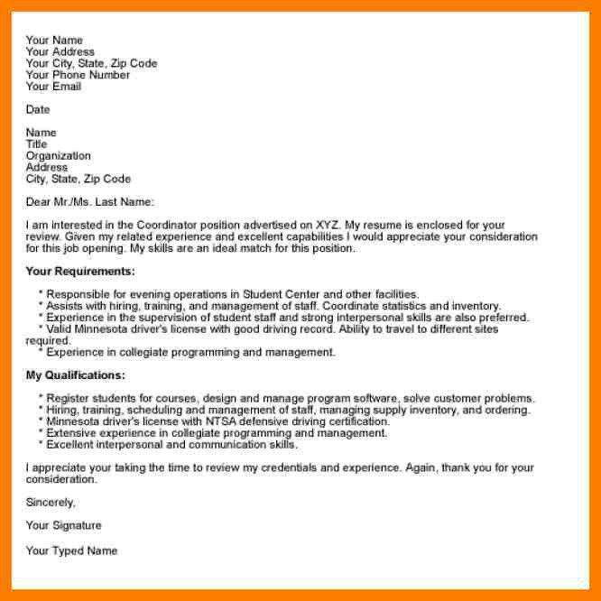 10+ cover letter address format | hostess resume