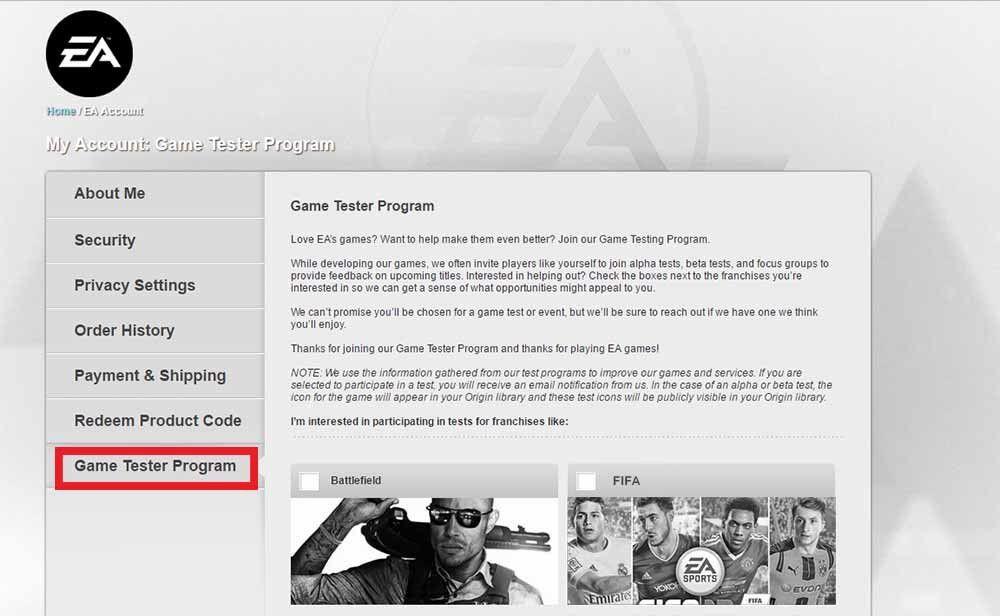 FIFA 17 Closed BETA: How to get FIFA 17 Beta Testing for FUT?
