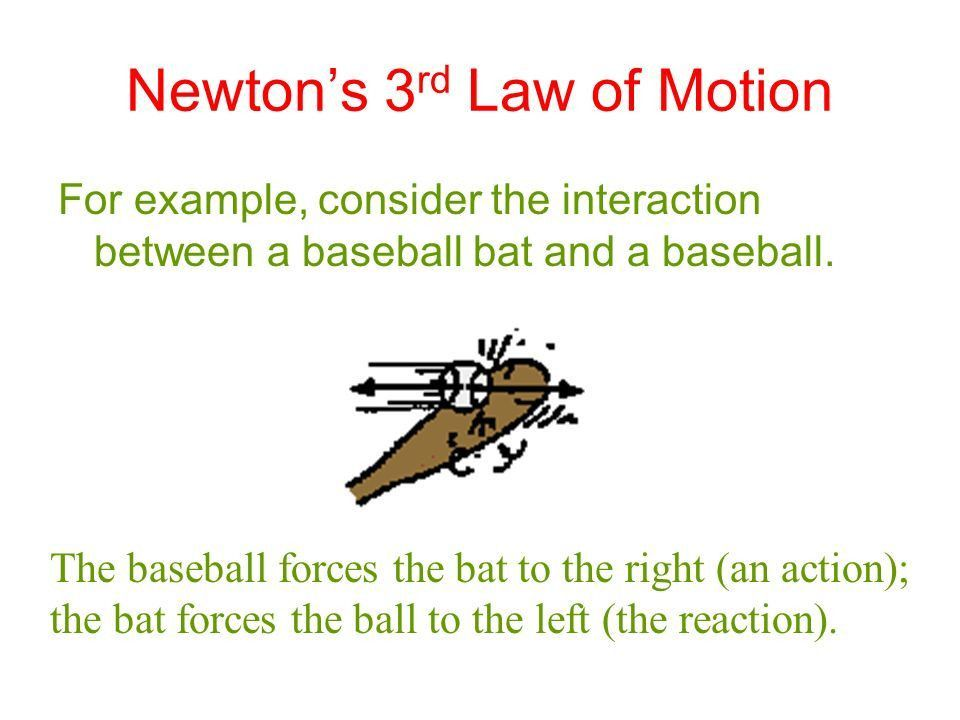 Newton's Third Law of Motion and Momentum - ppt video online download