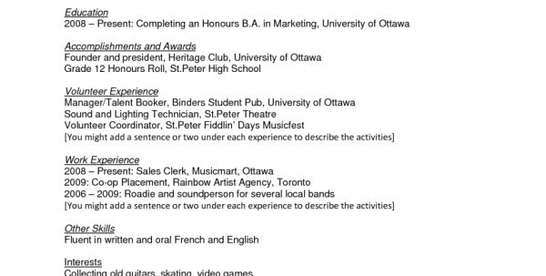 Editor Resume Objective Examples Editor Resume Sample Editor ...