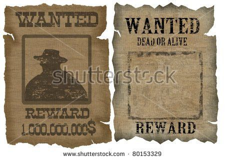 Wanted Poster Stock Images, Royalty-Free Images & Vectors ...