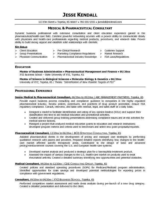 health program presentation word template healthcare resume ...