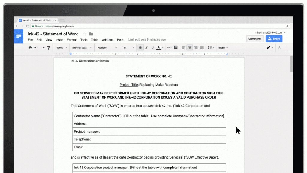 Google Docs gets new version control features, templates with add ...