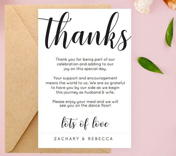 9+Thank You Templates | Free & Premium Templates