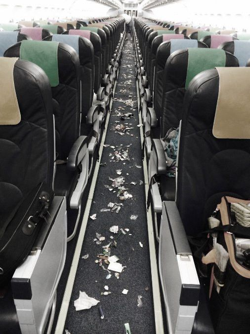 Aircraft Cleaning Standards | Kevin Bishop | Pulse | LinkedIn