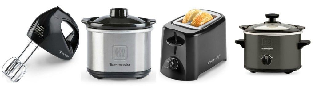 Kohl's: Toastmaster Hand Mixer, Toaster & Slow Cooker ONLY $4.99 ...