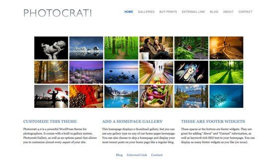 Photography Website Templates For Every Type Of Photographer